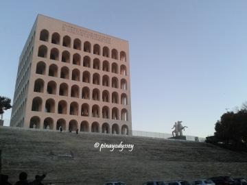 Colosseo Quadrato