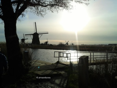 Beautiful Kinderdijk