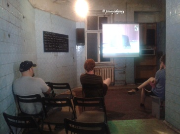 Film showing about the occupation of Latvia