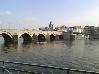 Sint Servaasbrug, the oldest bridge in the Netherlands