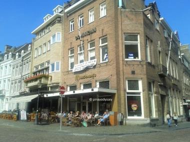 Maastricht street corner