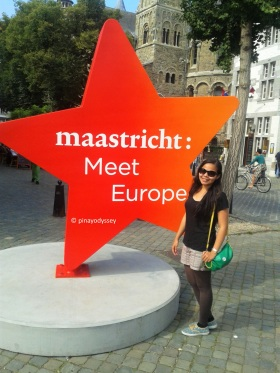 Welcome to Maastricht!