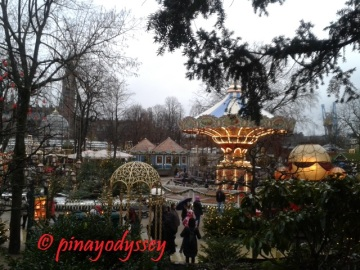 Tivoli in winter
