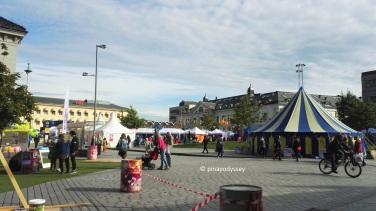 Globus Festival in Drammen