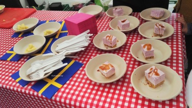 Swedish yogurt ice cream