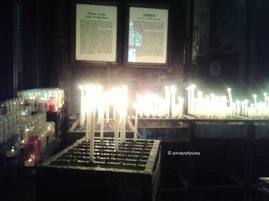 Inside the Basiliek van Onze-Lieve-Vrouw