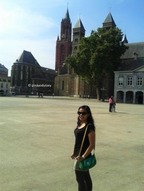 At Vrijthof Square