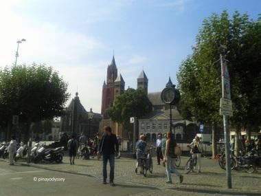 Vrijthof Square