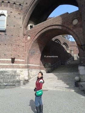 Gateway to Kärnan