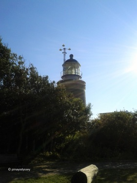 The Kullen Lighthouse (Kullen fyr)