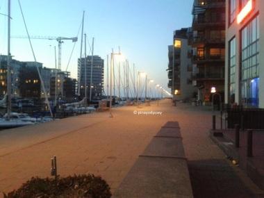 Malmö harbour