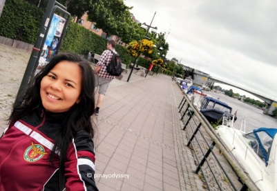 Frederikstad promenade