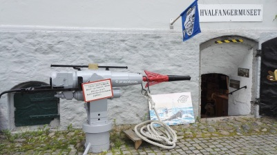 Hvalfangermuseum (Whale hunting museum)
