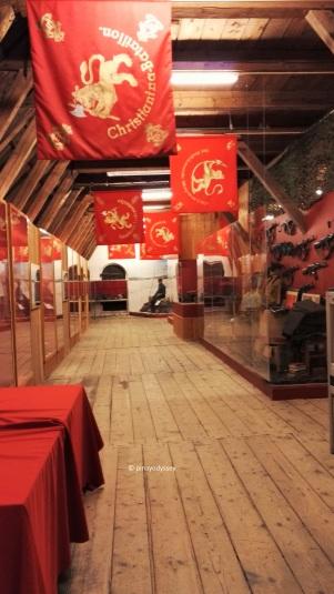 At Fredrikstad Museum