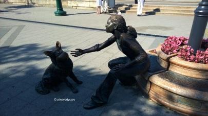 Otw to the Lion Fountain