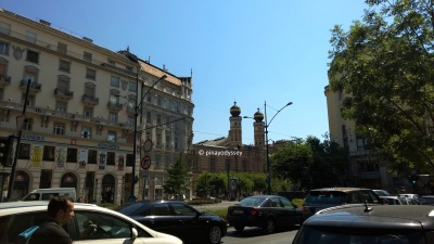 The Grand Synagogue, Jewish district walking tour