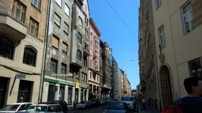 Jewish district walking tour
