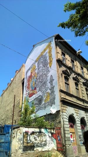 Graffiti, Budapest