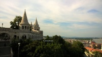 THE FISHERMAN'S BASTION - HUNGARY