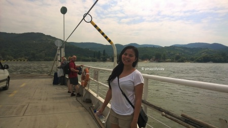 Crossing the Danube