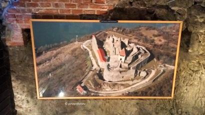 A portrait of the Fellegvár Citadel