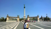 HEROES SQUARE - HUNGARY