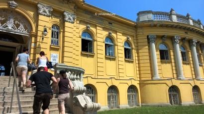 Széchenyi Medicinal Bath