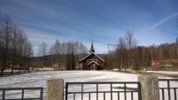 ÅSSIDEN GRAVEYARD CHAPEL - NORWAY