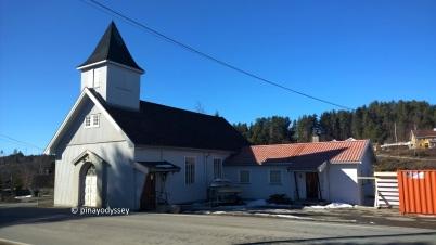 Vestfossen chapel
