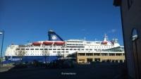 DFDS SEAWAYS OSLO NO - COPENHAGEN DK