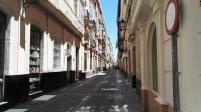 OLD TOWN OF CADIZ - SPAIN