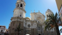 CADIZ CATHEDRAL - SPAIN