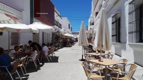 Restaurants in Zahara de los Atunes