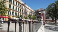PLAZA DE LA MERCED - SPAIN