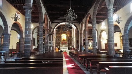 Church of the Immaculate Conception interior