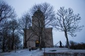 SUOMENLINNA CHURCH - FINLAND