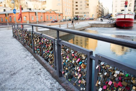 A little love bridge