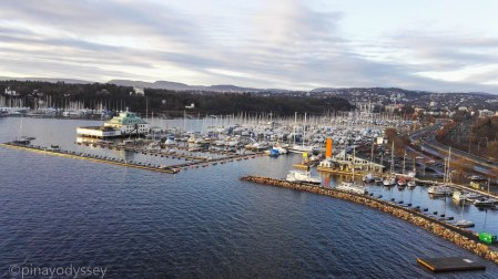 Oslo port