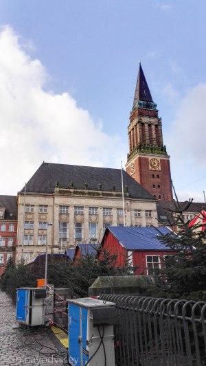 Landeshauptstadt Kiel - Bürgerberatung, Rathausplatz