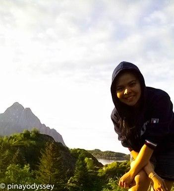 Me in Lofoten
