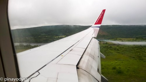 Flying with Norwegian Airlines