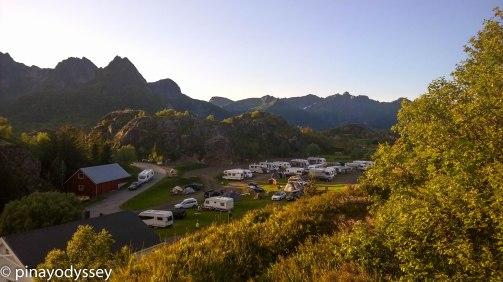 Sandvika Camping