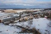 SLOTTSFJELL IN TØNSBERG - NORWAY