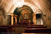 ST JOHN'S CHAPEL @ WIELICZKA SALT MINE - POLAND